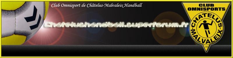 Club Omnisports Châtelus-Malvaleix Handbal