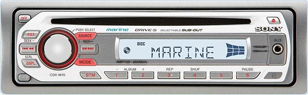 sony dab radio instructions