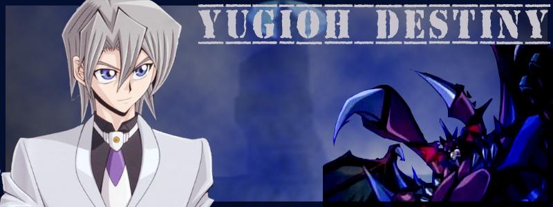 yugioh destiny