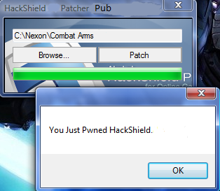 hackshield killer
