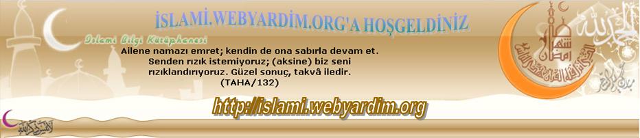İslami Bilgiler Paylaşım Sitesi
