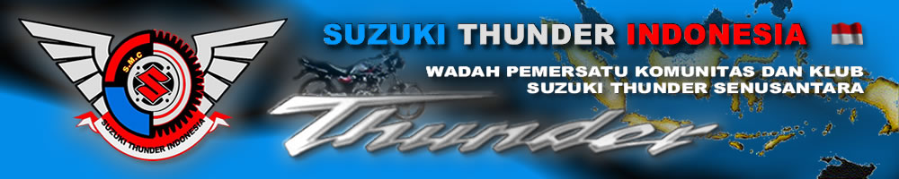 STI: SUZUKI THUNDER INDONESIA