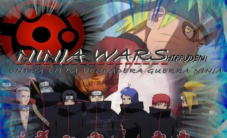NINJA WARS shippuden
