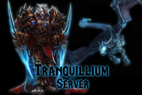Tranquillium Server