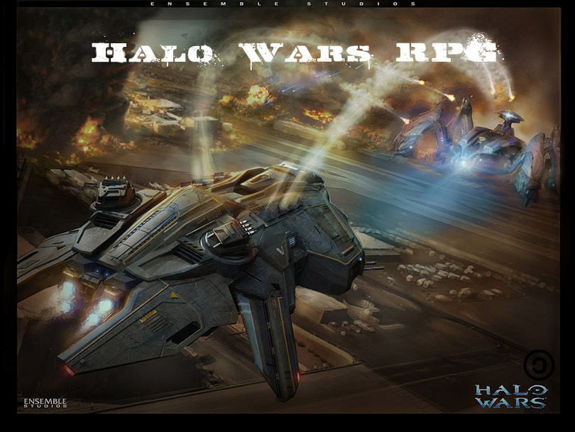 Supreme Halo Wars