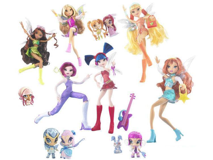 куклы winx фото