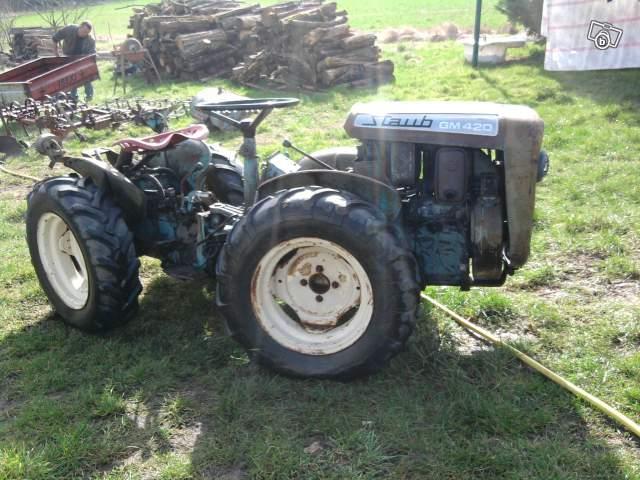 tracteur staub gm 420 sur lbc dpt 41 2000e. Black Bedroom Furniture Sets. Home Design Ideas