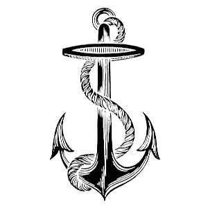 Dessiner ancre marine - Ancre bateau dessin ...