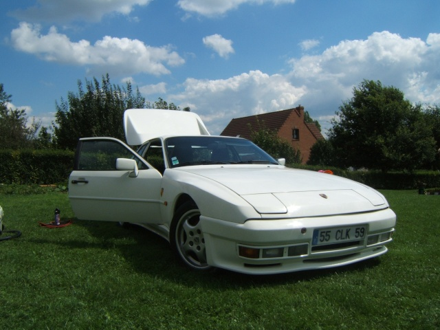 Porsche 944 s de 1983 for Porsche 944 interieur