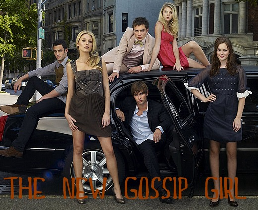 THE NEW GOSSIP GIRL