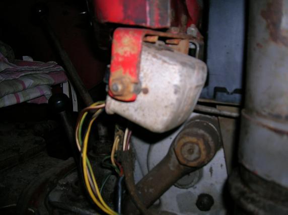 A quoi sert ce boitier lectrique sur mon mf35x for A quoi sert le gaz naturel