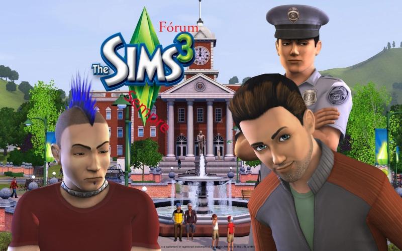 Os Sims 3 Sempre