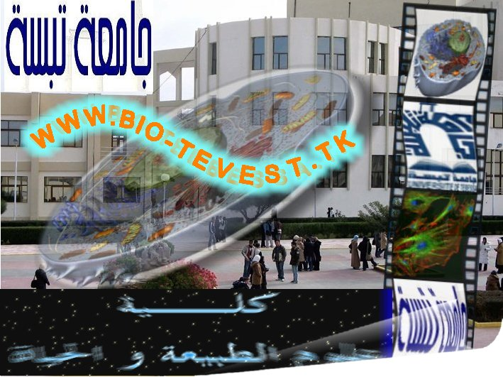 Biologie Tebessa