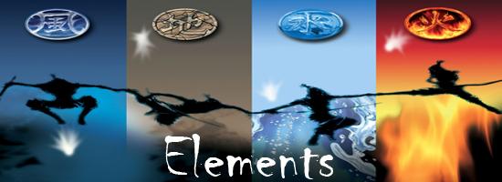 •Los Cuatro Elementos Mágicos•