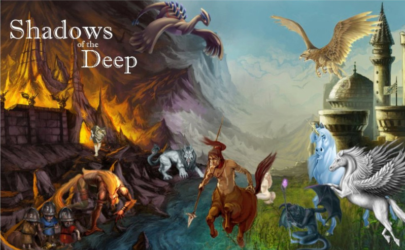 Shadow's Of The Deep