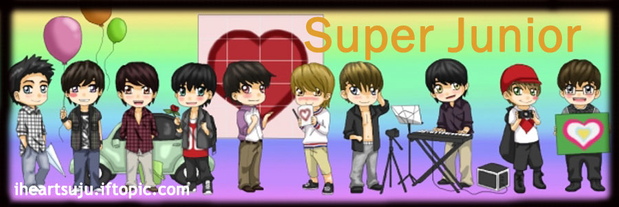 Super Junior and ELF