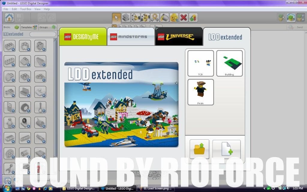 TÉLÉCHARGER LEGO DIGITAL DESIGNER 4.1.6 GRATUIT