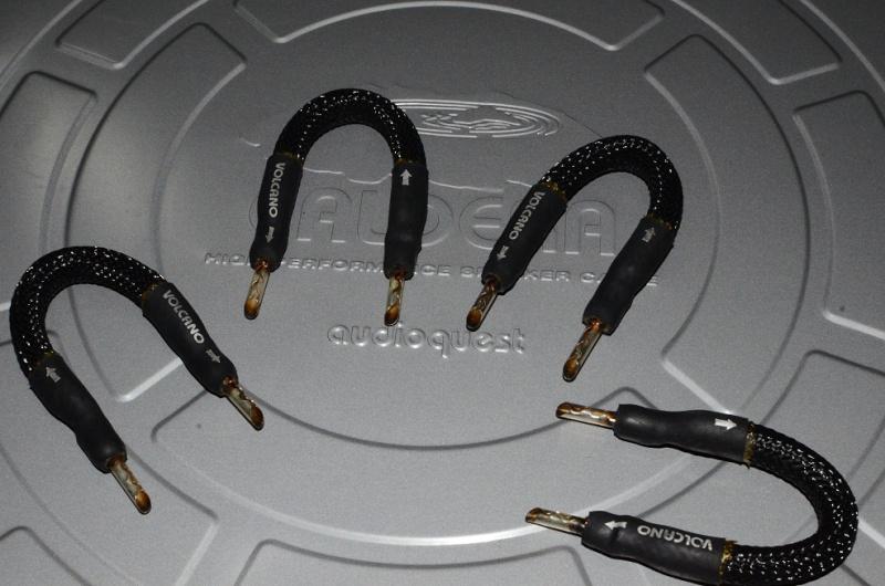Jump Cables On Sale : Audioquest caldera speaker cable volcano jumper