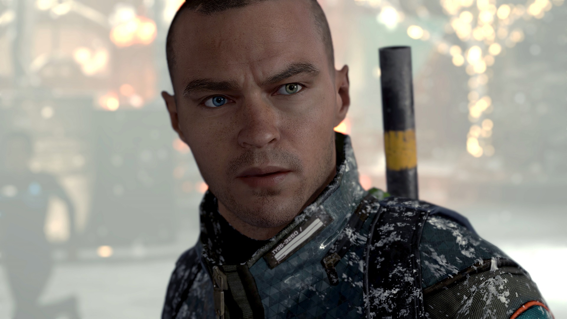 Detroit Become Human Markus