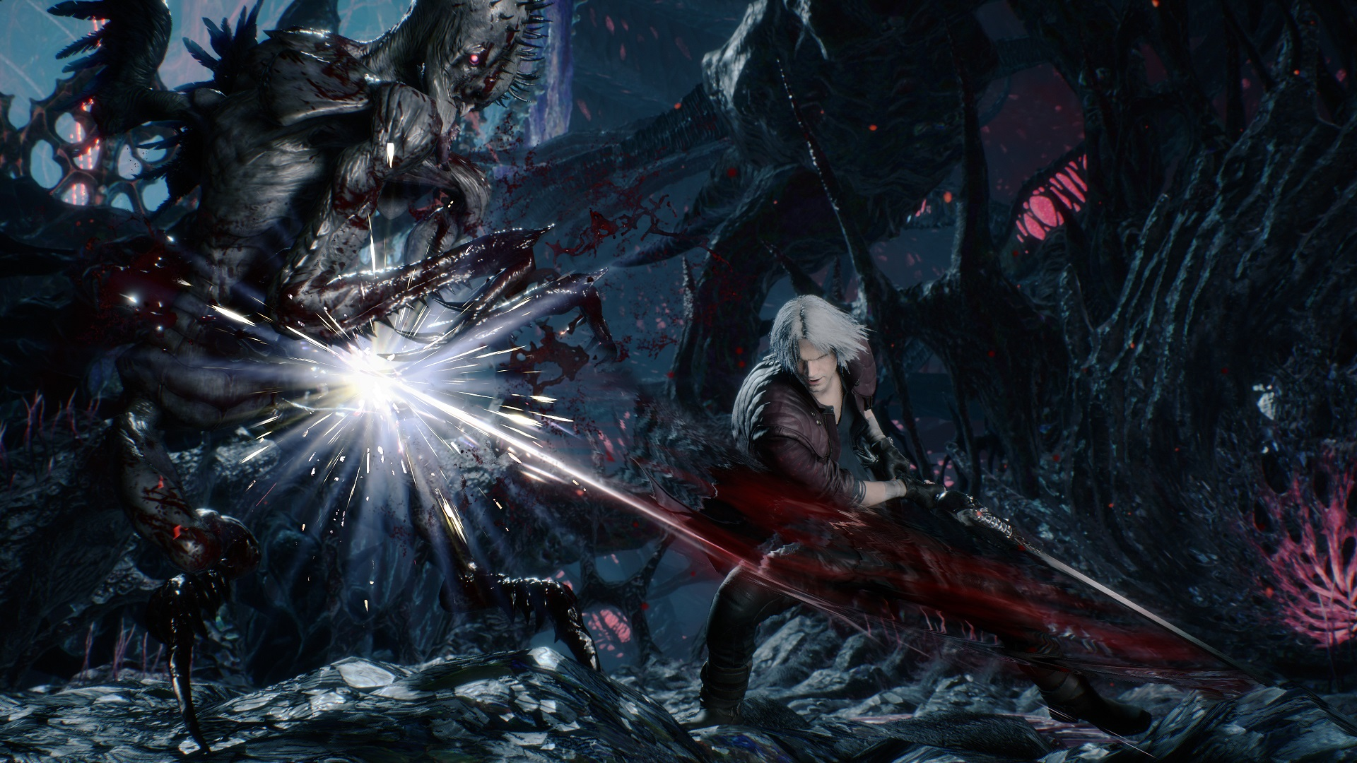 Devil May Cry 5 Rebellion