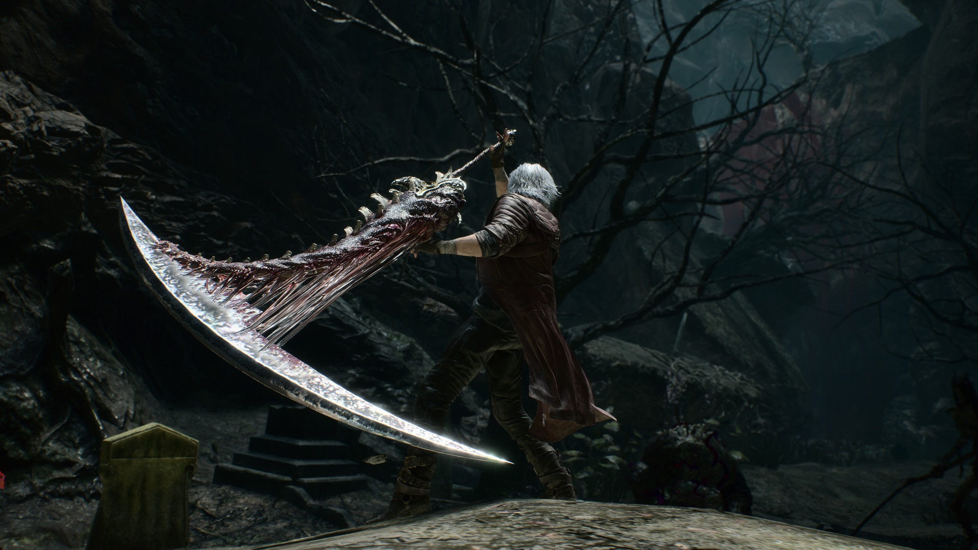 Devil May Cry 5 Sparda