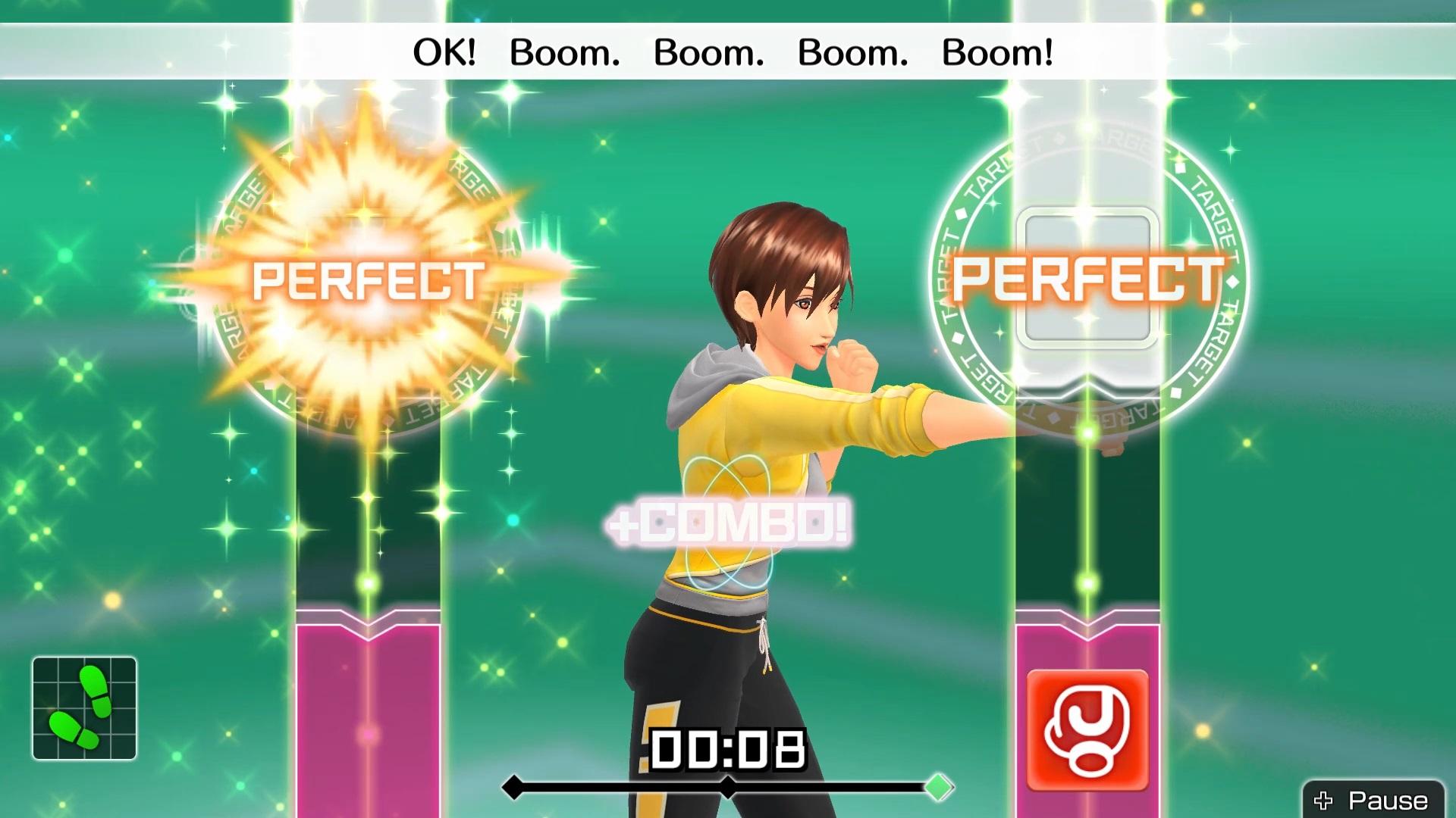 Fitness Boxing Screenshot 1