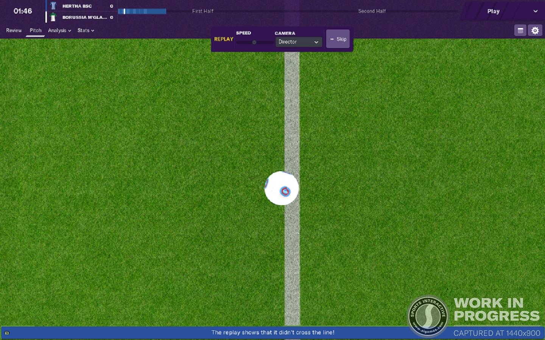 Football Manager 2019 Tecnologia