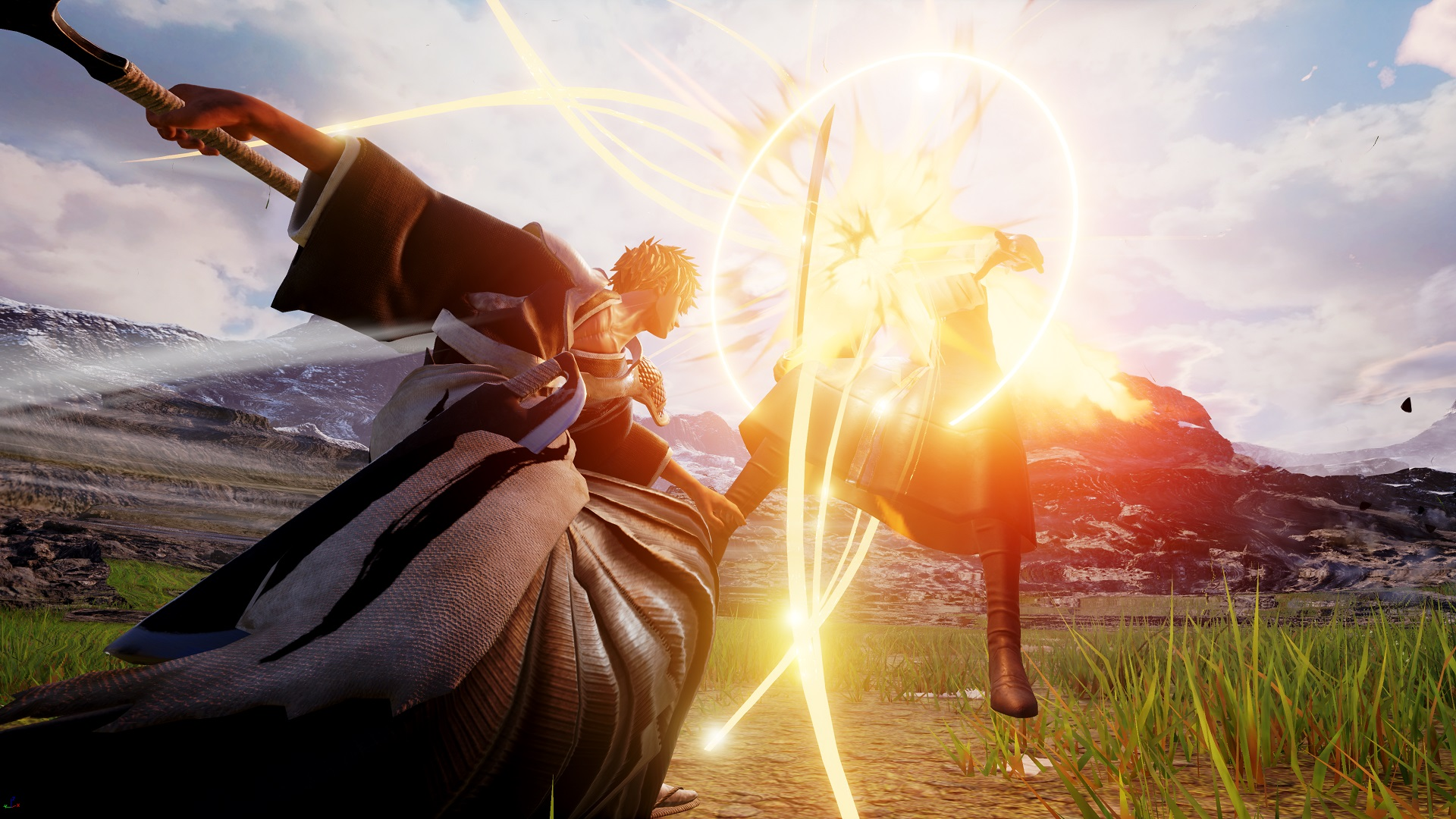 Jump Force Aizen