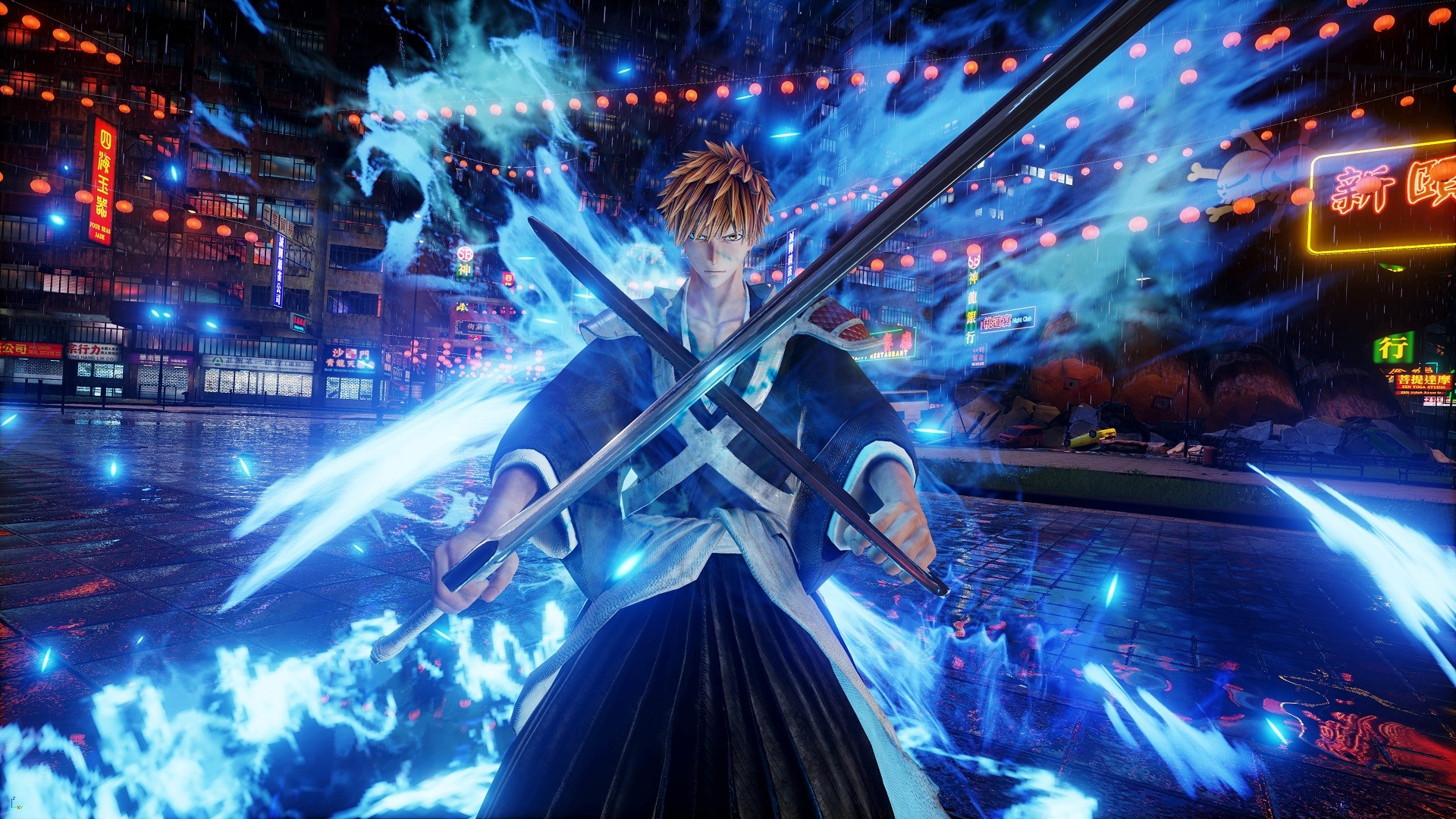 Jump Force Ichigo