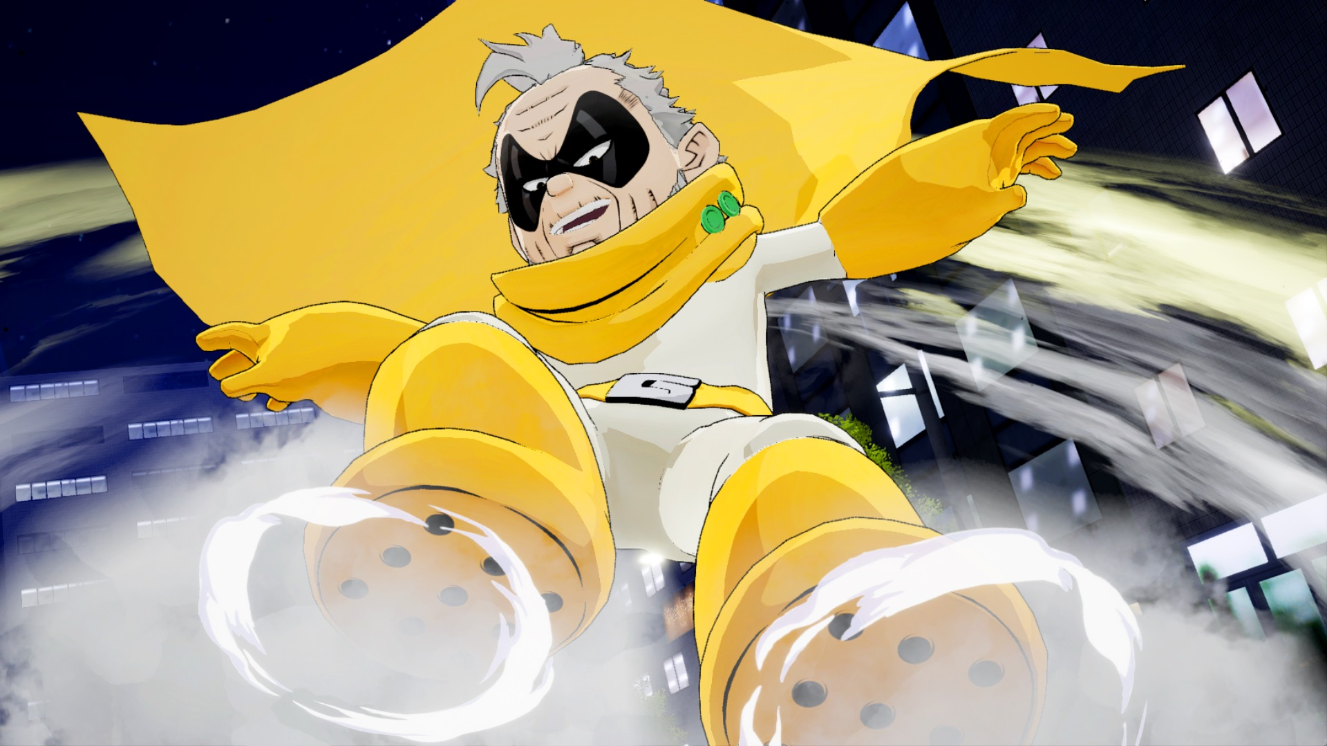My Hero One's Justice Gran Torino