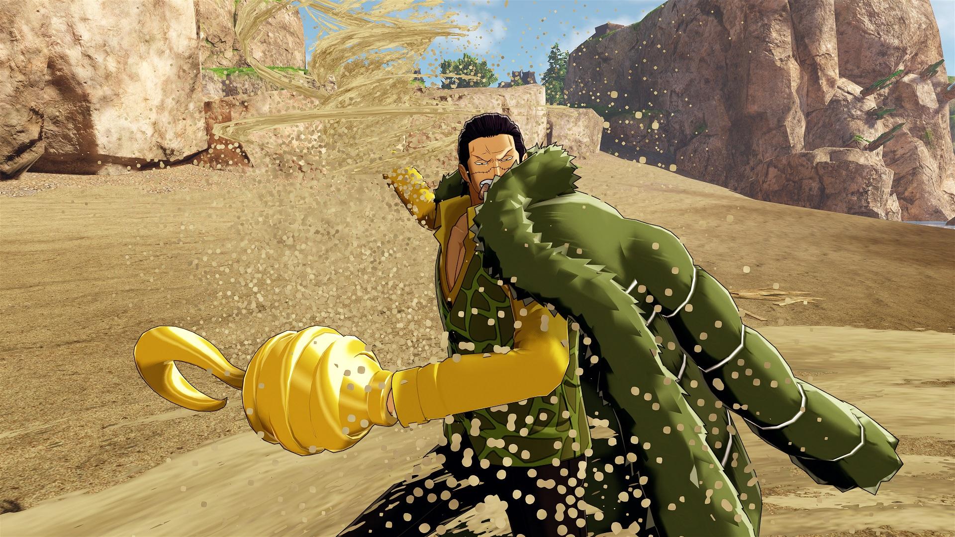 One Piece World Seeker Crocodile
