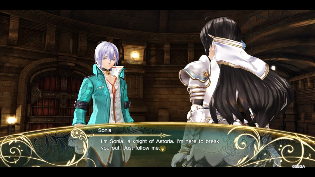 Shining Resonance Refrain Dialoghi