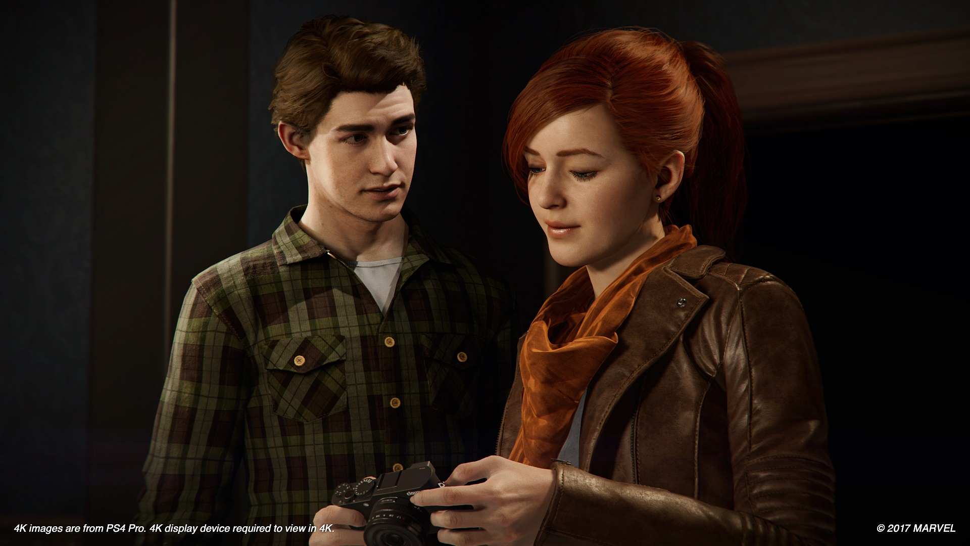 Marvel's Spider-Man - Peter e Mary Jane