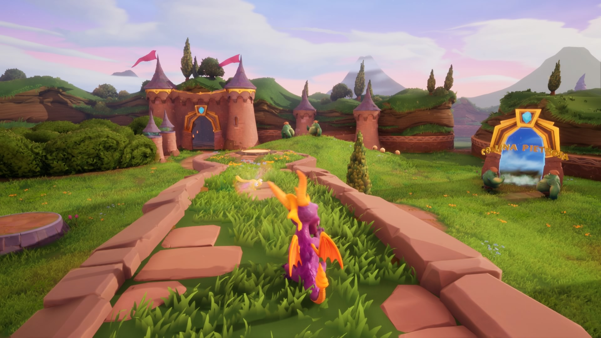 Spyro Reignited Trilogy Screenshot 02