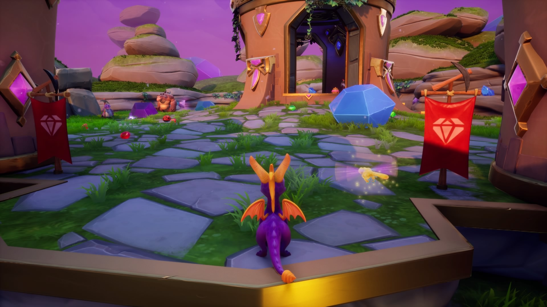 Spyro Reignited Trilogy Screenshot 03