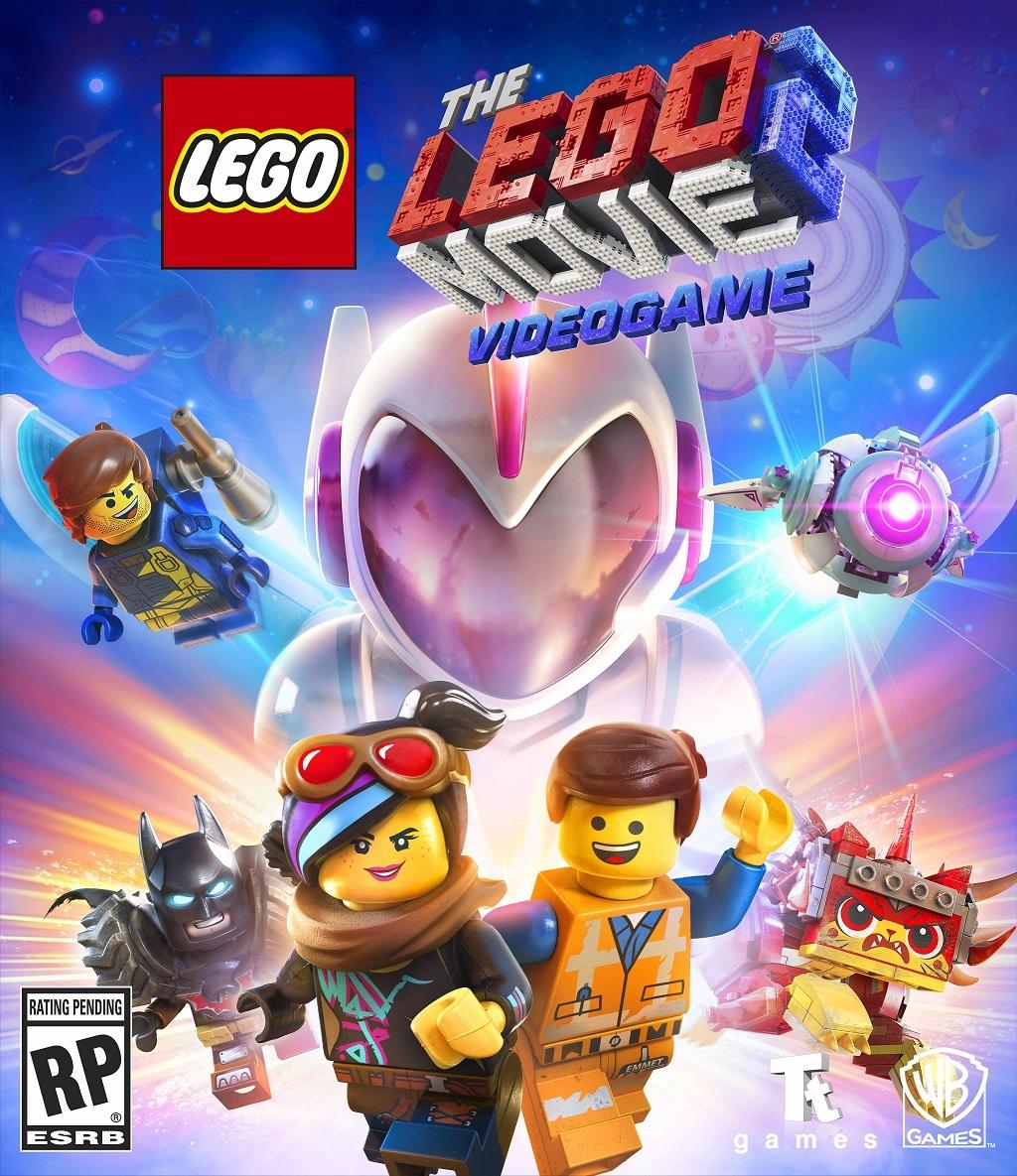 The LEGO Movie 2 Videogame Key Art