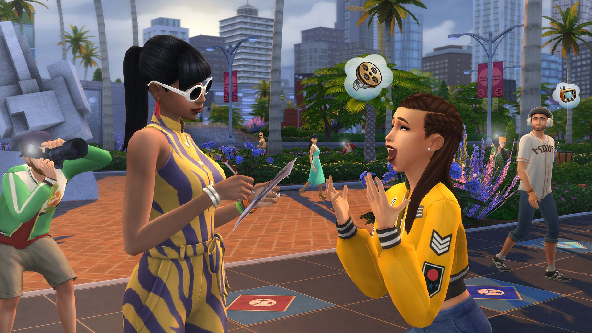 The Sims 4 Nuove Stelle Screenshot 1
