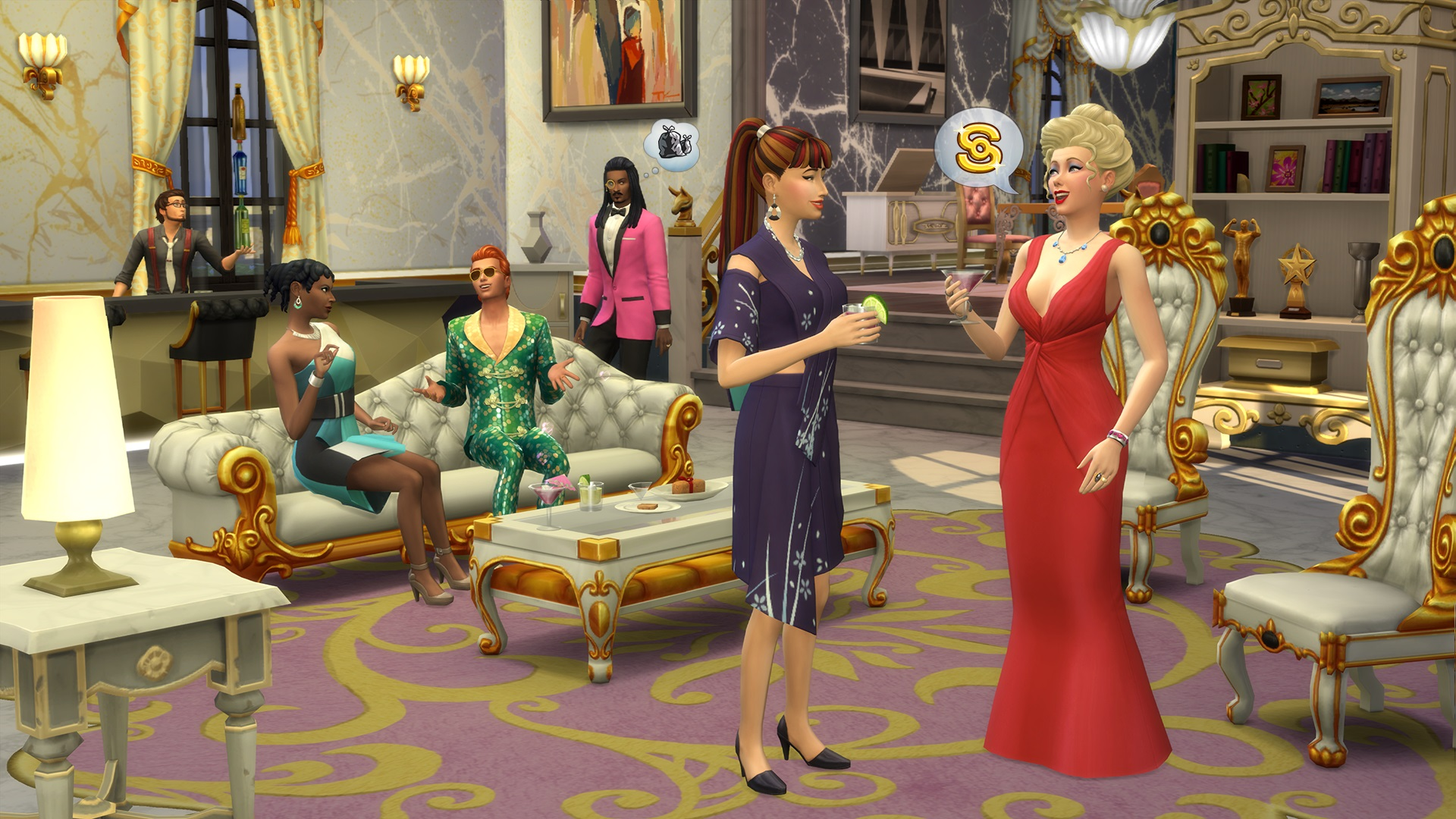 The Sims 4 Nuove Stelle Screenshot 2