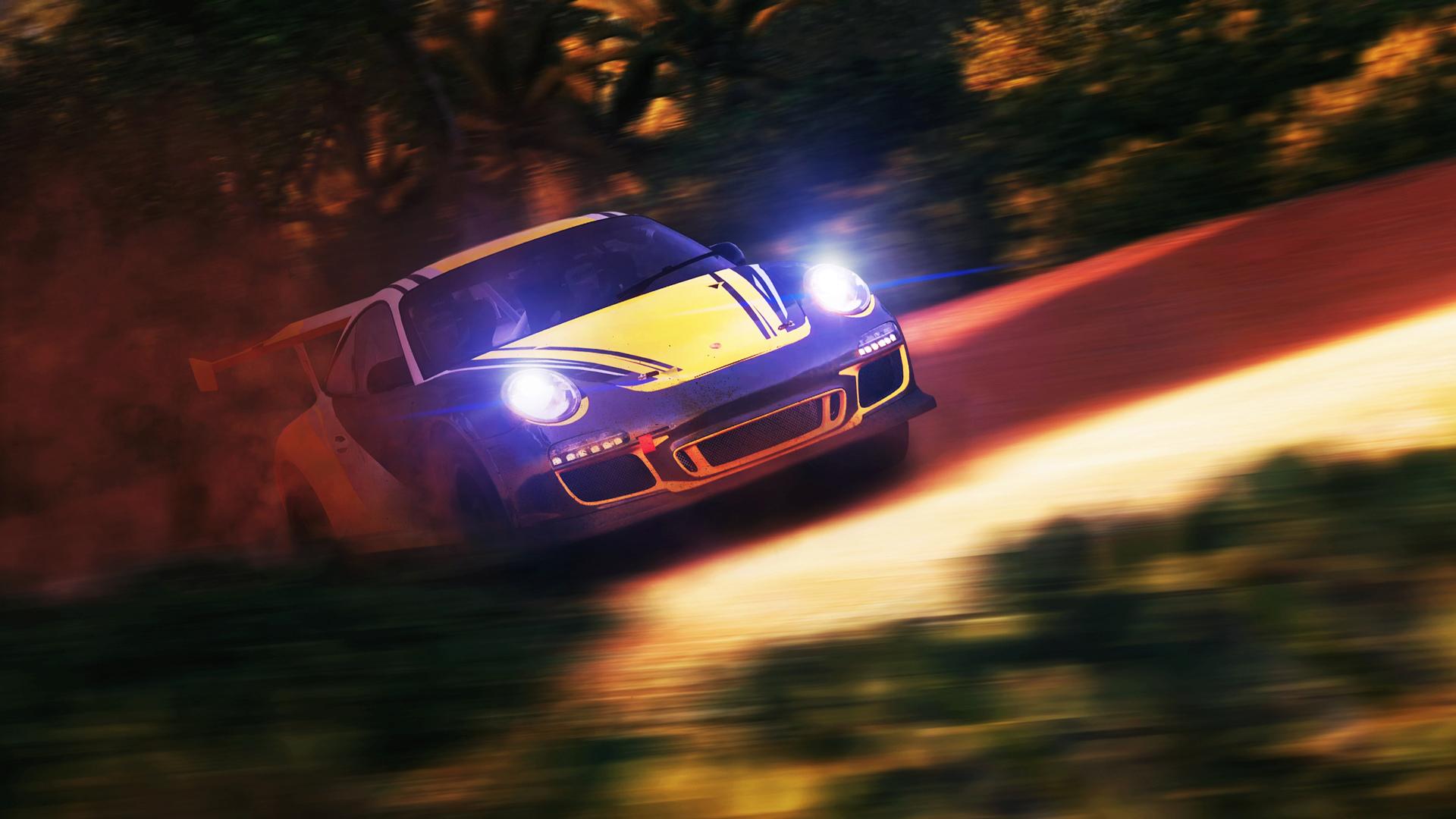 V-Rally 4 Porsche 911