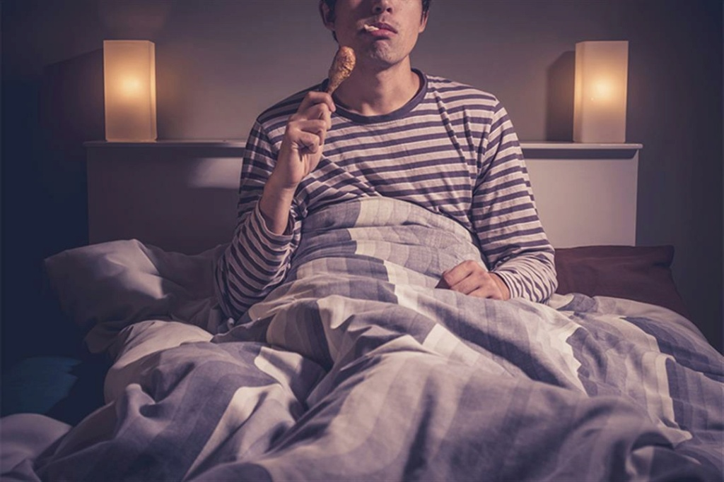 تناول هذه الاطعمة قبل النوم لانقاص الوزن