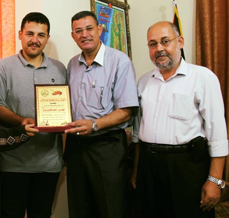ملتقى عائلات خانيونس يهنئ جمعية 38612210.jpg