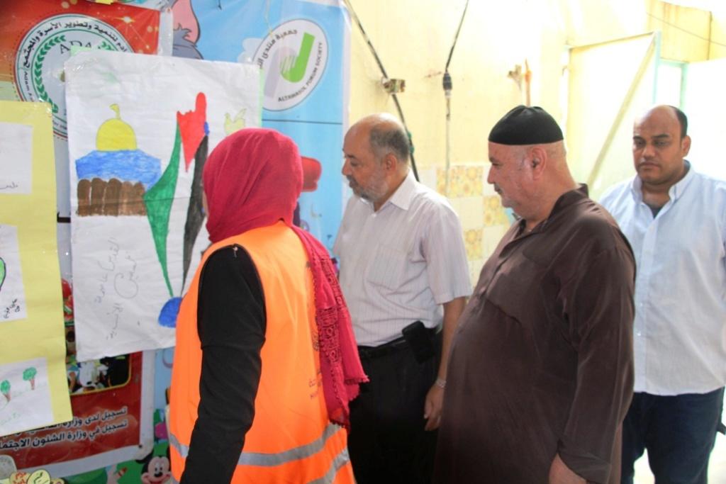 جمعية تختتم فعاليات مخيم العودة 39026910.jpg