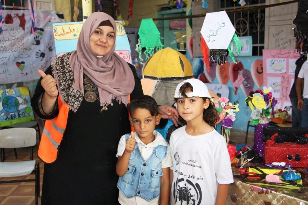 جمعية تختتم فعاليات مخيم العودة 39112110.jpg